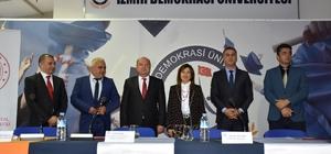 Çocuk işçiliği İzmir Demokrasi Üniversitesi'nde konuşuldu