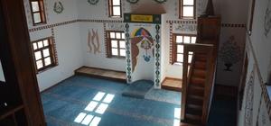 Tarihi caminin restorasyonu bitti