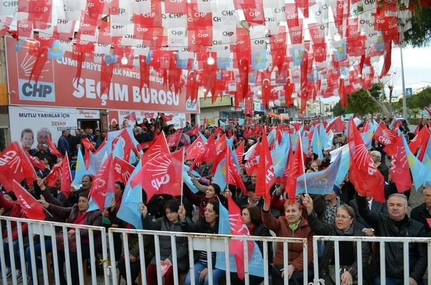 Didim Belediye Başkanı Atabay projelerini ve ekibini tanıttı