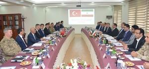 Iğdır'da Güvenlik Komite Toplantısı gerçekleşti