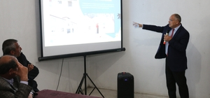 Başkan Öztürk Senirköy Mahallesi'nde projelerini anlattı
