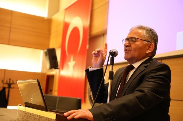 """Başkan Dr.Memduh Büyükkılıç """"Kayseri Bal Üretimin Merkezi Olacak"""""""