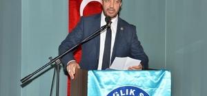 """Sağlık çalışanlarına yapılan şiddet kınandı Sağlık Sen Balıkesir Şube Başkanı Nihat Erzi: """"Sağlıkta şifa dağıtan ellere şiddete hayır"""""""