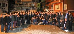Başkan Öztürk, Kavacık mahallesinde vatandaşlarla buluştu