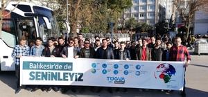 TÜGVA '5. Gençlik Buluşması' Diyarbakır'da yapıldı