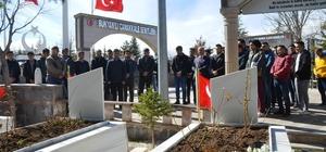 Başkan Gülcoğlu'ndan TÜGVA'lı Gençlere Tam Destek
