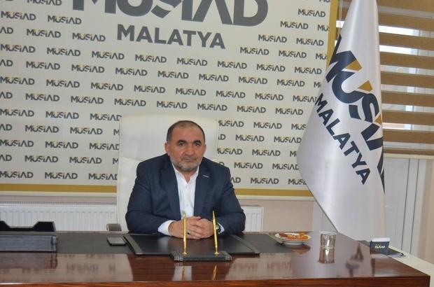 MÜSİAD Başkanı Poyraz'dan katliama tepki