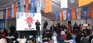 """AK Parti Düzce Belediye Başkan Adayı Özlü: """"CHP'li kardeşlerimin yürekleri sızlıyor"""" """"Gelecek günler Düzce için çok aydınlık olacak"""""""