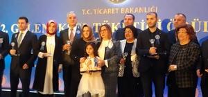 Türkiye'nin gündemine oturan küçük tüketiciye büyük ödül