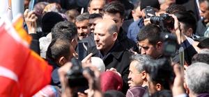 """İçişleri Bakanı Soylu: """"Türkiye'ye başka bir kumpas hazırlıyorlar"""""""