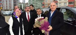 Eski İçişleri Bakanı Efkan Ala'nın Bilecik teması