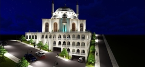 2. Abdülhamid Han Camii için çalışmalar başladı