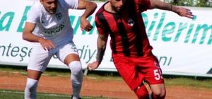 TFF 3. Lig: Muğlaspor:1 Anagold 24 Erzincanspor:0 Son dört maçından berabere ayrılan Muğlaspor, evinde konuk ettiği Anagold 24 Erzincanspor'u 1-0 yenerek dört maç sonra 3 puanla tanıştı.
