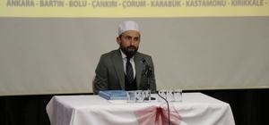 """""""Genç Seda Kur'an-ı Kerim'i Güzel Okuma Yarışması"""" bölge finali"""