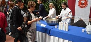 Yöresel lezzetler PAÜ'de buluştu 3. Yöresel Gastronomi Festivali büyük ilgi gördü