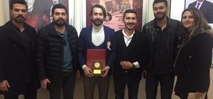 Tabipler Odası'ndan Bluport Reklam Ajansı'na Ödül