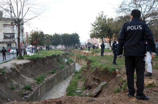 Kanala Düşen Kardeşlerden Biri Kayboldu, Diğeri Yaralı Kurtarıldı ile ilgili görsel sonucu