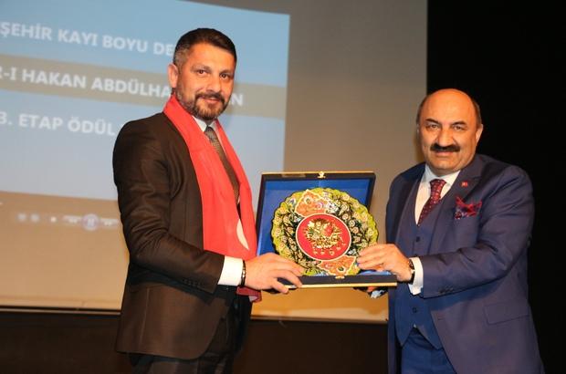 'Abdülhamid Han Ödülleri' sahiplerini buldu