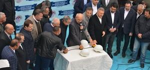 """Akdeniz'de 16 mahalle taziye evi açıldı Elvan: """"Akdeniz ilçesi tam 20 yılını kaybetti. Artık 'yeter' deyin"""""""