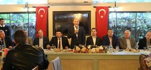 """Soyer: """"Buca'nın İzmir'e vereceği ışığa inanıyoruz"""""""