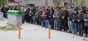 Karaman'da bıçaklanarak öldürülen adam defnedildi