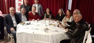 Çaycuma ADD birlik, beraberlik ve dayanışma kahvaltısı düzenledi