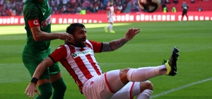 TFF 2. Lig: Yılport Samsunspor: 2 - Bayrampaşa: 0