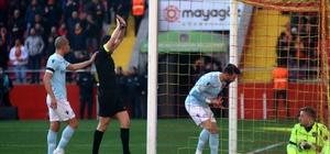 Spor Toto Süper Lig: İM Kayserispor: 1 - Medipol Başakşehir: 0 (İlk yarı)