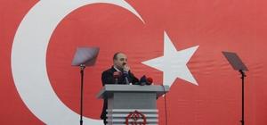 """Bakan Varank, Siirt'te kanaat önderleriyle bir araya geldi Sanayi ve Teknoloji Bakanı Mustafa Varank: """"Eski antidemokratik uygulamalarının, ayrımcı politikalarının tamamı tedavülden kaldırıldı"""" """"Türkiye'nin yasaklarla, baskılarla gündemin işgal edildiği dönemlerde Siirt Türkiye'nin önünü açtı"""" """"Ana muhalefet, istisnasız hepsinde şer odaklarının yanında durdu"""""""