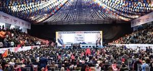 """Hilmi Güler'den 552 proje Ak Parti Ordu Büyükşehir Belediye Başkan Adayı Dr. Mehmet Hilmi Güler: """"Yeni bir ordu inşa edeceğiz"""""""