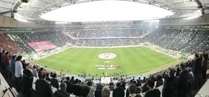 Bursaspor - Galatasaray maçından notlar Bursa'da tribünler doldu