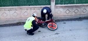 'Dur' ihtarına uymayan sürücü kovalamacayla yakalandı