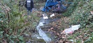 Kastamonu'da patpat kazası: 1 ölü, 2 yaralı