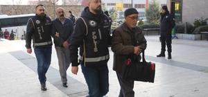Nevşehir'de FETÖ'dan 18 kişi adliyeye sevk edildi İl abisi ve İl ablasının aralarında bulunduğu 18 kişi adliyeye sevk edildi