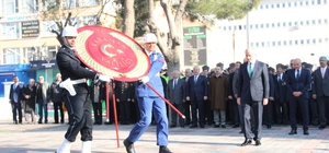 Karaman'da Çanakkale Zaferi'nin 104. Yıldönümü etkinlikleri