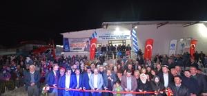 Yunusemre'den 2 mahalleye  daha sosyal tesis