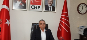 CHP İl Başkanı Çankır'dan Mesut Özakcan'a 'döneklik' suçlaması