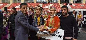 Kulüpler arası halk oyunları il Birinciliği yarışmaları tamamlandı