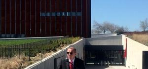 """Erdoğan Troya Müzesi'nin açılışında konuştu: """"Müzeler bir milletin tarihinin aynasıdır"""" """"Tarihimizi gelecek kuşaklara en güzel şekilde taşıma gayreti içindeyiz"""" Kayıp eserin yurtdışından ülkemize getirilmesi için de çalışmalarımızı sürdürüyoruz"""""""