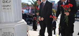 Aydın'da 18 Mart-Çanakkale Zaferi etkinlikleri Aydın'da Çanakkale Zaferi ve 18 Mart Şehitleri Anma Günü Etkinlikleri ülke genelinde olduğu gibi Aydın'da da gerçekleştirildi..
