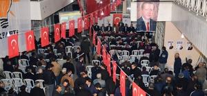 """Çınar'dan 5 yılın değerlendirmesi Yeşilyurt Belediye Başkanı Mehmet Çınar : """"Yeşilyurt'un çehresini değiştiren yatırımların altına hep birlikte imza attık"""""""