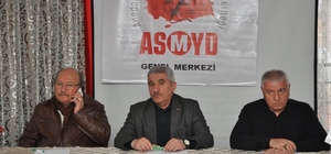 Anadolu Spor Medyası ve Yazarlar Derneği kongresini yaptı
