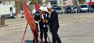 Didim'de Çanakkale Zaferinin 104. yılı törenlerle kutlandı