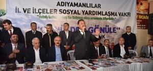 """Tuna: """"31 Mart'ta Mersin kazanacak"""" Cumhur İttifakı MHP Mersin Büyükşehir Belediye Başkan Adayı Hamit Tuna, seçim çalışmaları kapsamında Akdeniz ve Toroslar ilçelerinde vatandaşlarla bir araya geldi"""
