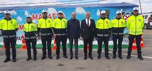 Trafikte imaj değişikliği Polis yeni kıyafetleriyle daha görünür olacak