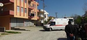 Demir profil yüksek gerilim hattına değdi, 2 işçi yaralandı