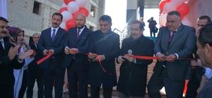 Tatvan'da 3 sağlık merkezi ve 1 acil istasyonu açıldı