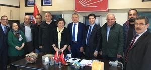 """Alemdaroğlu, """"Trabzon'u 200-300 yıl ileriye taşıyacak bir sanayi sitesi hayal ediyoruz"""""""
