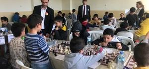 Okullararası satranç müsabakaları sona erdi