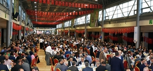 Memur-Sen Bursa'da büyük buluşma Bursa Teşkilatı buluşması 2 bin kişilik katılımla gerçekleşti